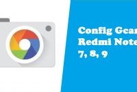 download config gcam redmi note 8