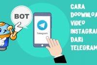 Bot Telegram Download Video Instagram