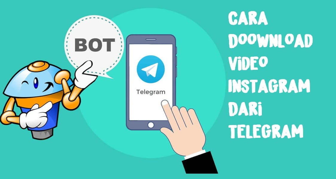 Bot Telegram Download Video Instagram