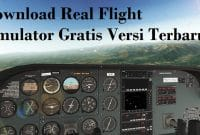 Download Real Flight Simulator Gratis mod apk