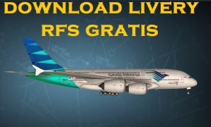 download livery real flight simulator PNG android