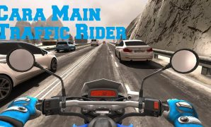 Cara Main Traffic Rider
