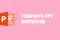 Download Template PPT Aesthetic Gratis